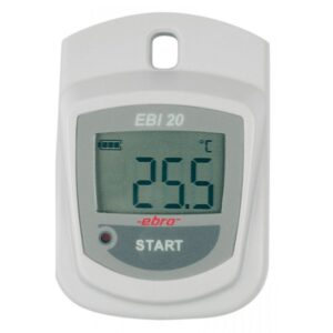 Data logger za temperaturo
